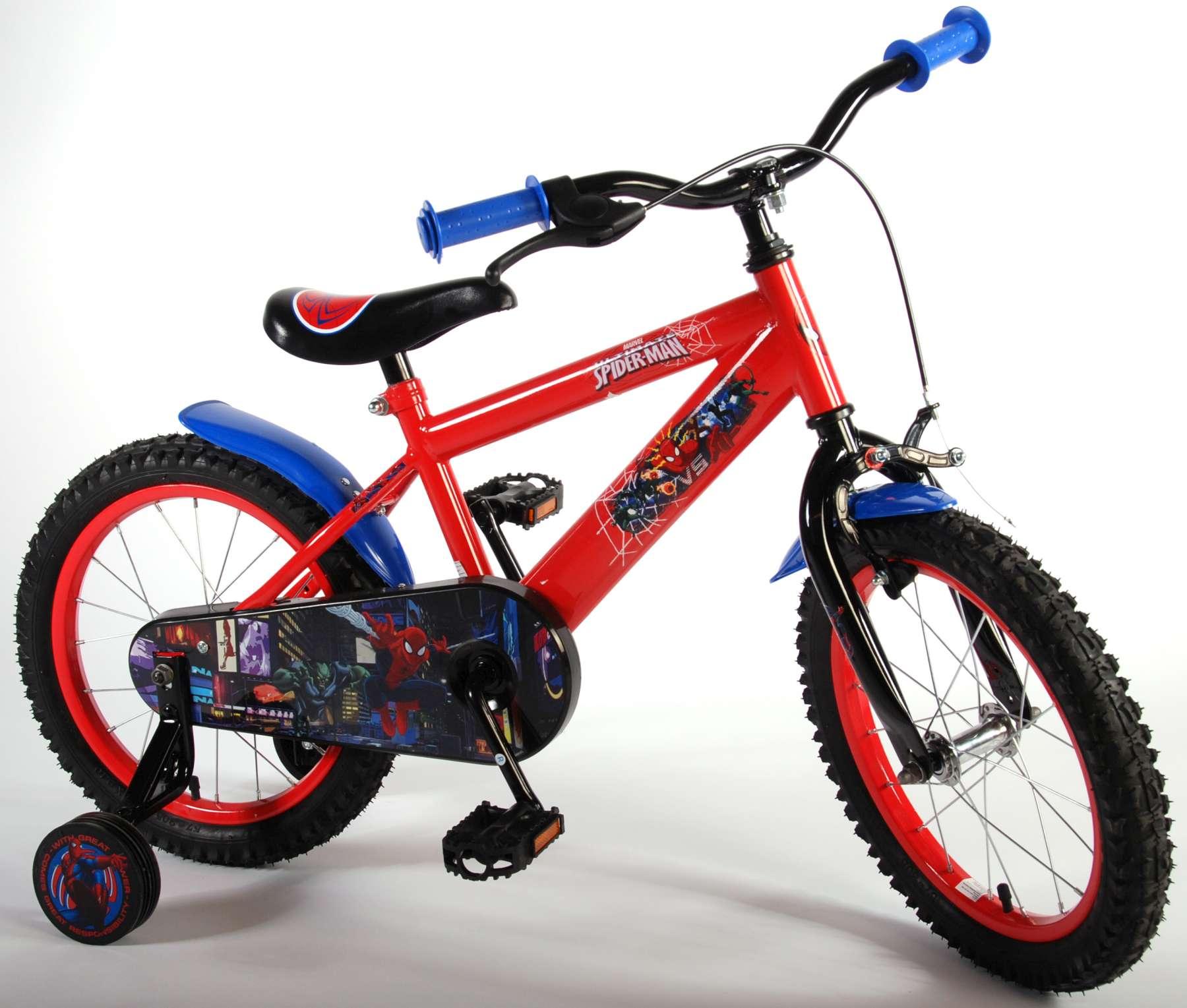 16 Zoll Marvel Disney Spiderman Kinderfahrrad Bmx Fahrrad Kinder kids bike